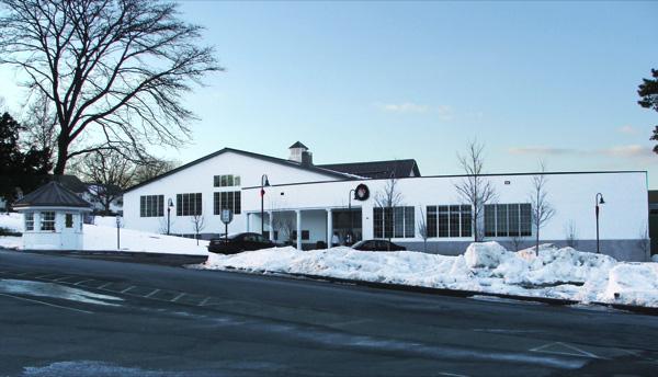 Brooks School Athletic Center - MMS Northeast, Inc.